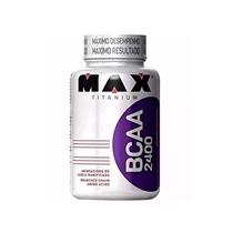 Oferta Max Titanium Bcaa 2400mg 60 Cápsulas por R$ 24.9