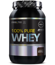 Probiótica Whey Protein 100% Pure 900g