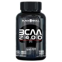 Oferta Bcaa 2400 Black Skull por R$ 27.9