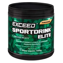 Oferta Exceed Sportdrink Elite Isotônico 500g por R$ 47.9