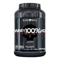 Whey 100% HD Whey Protein Black Skull 900g