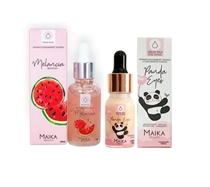 Kit Serum Hialuronico Melancia + Panda Eyes